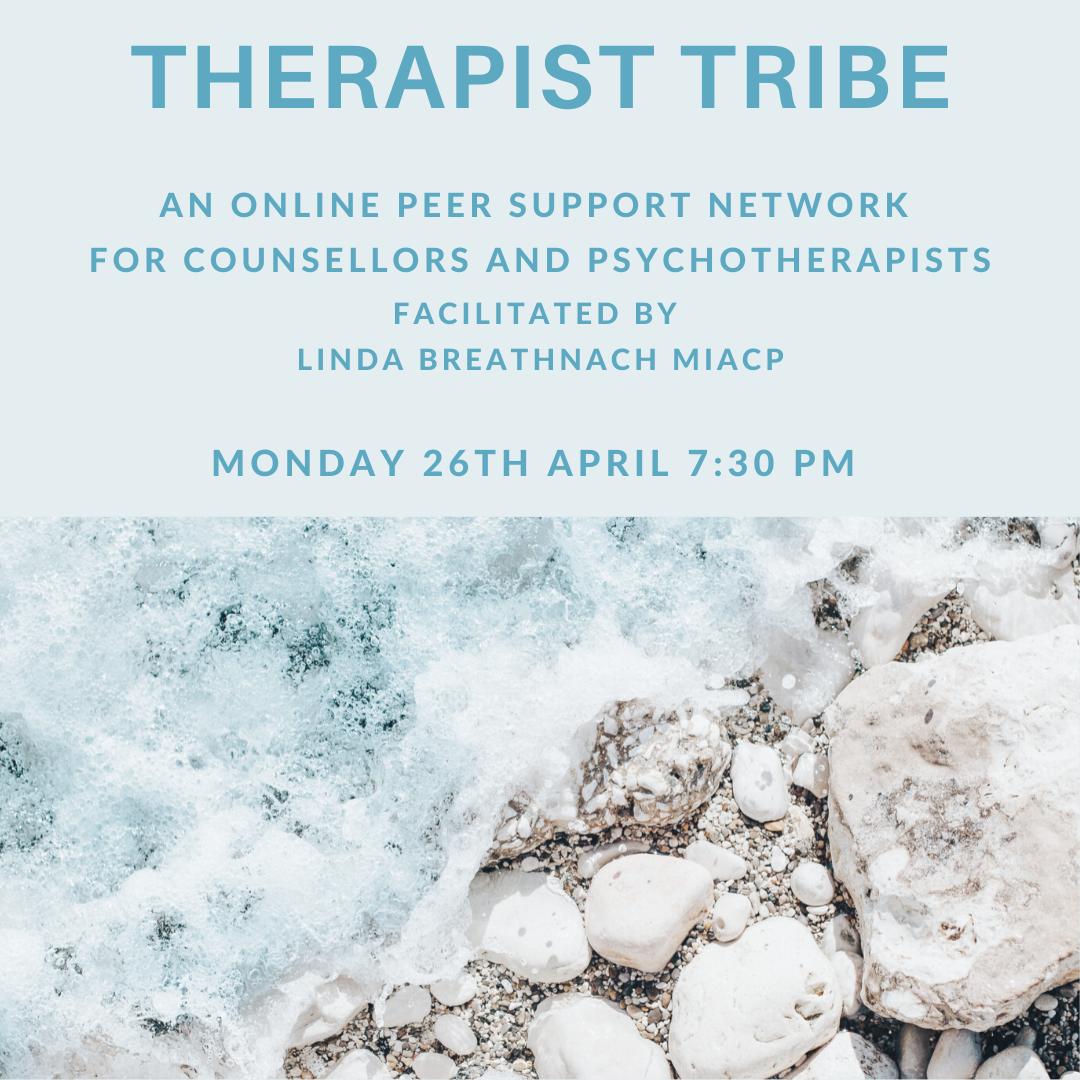 Therapist Tribe Mon 26th Apr